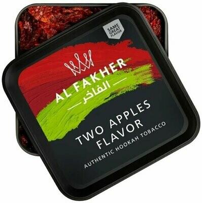 Al-Fakher Two Apple