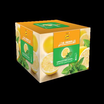 Al-Fakher Lemon and Mint