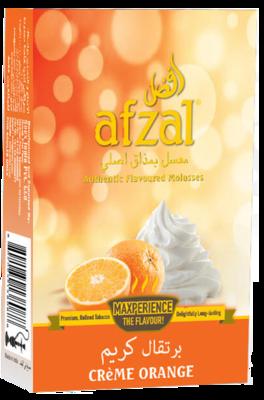 Afzal Creme Orange