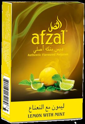 Afzal Lemon with Mint