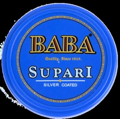 Baba Silver Coated Supari