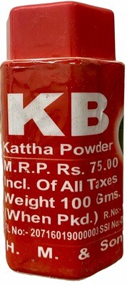 KB Kattha Powder