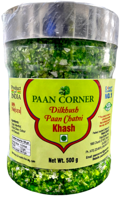 Dilkush Paan Chutney Khash