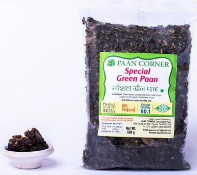 Special Green Paan