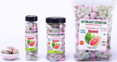Goodness of Guava Hard Candy