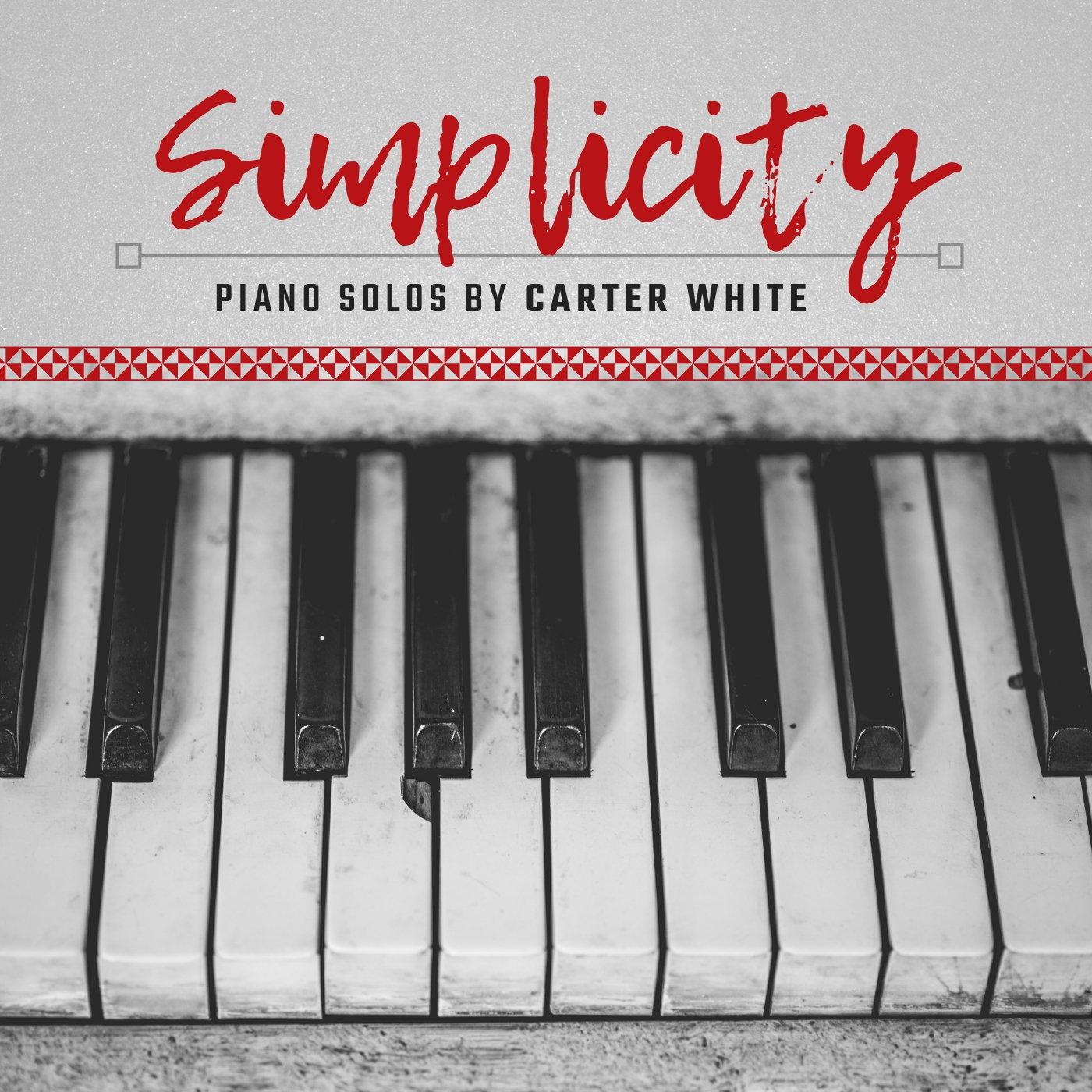 Simplicity - Piano CD