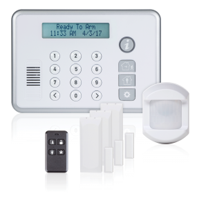 2GIG Rely 3-1-1 Security System w/ First Month of Service - DIY