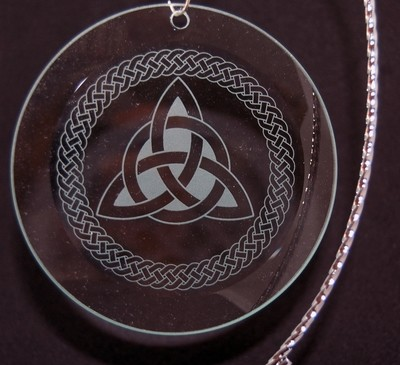 Irish Trinity Ornament