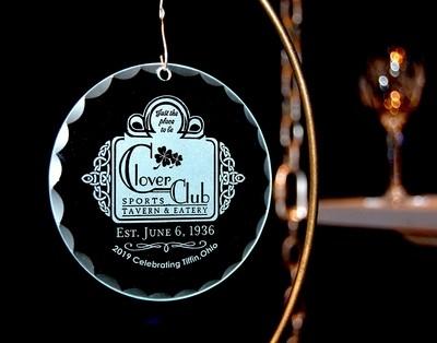 Clover Club 2019 Legacy Ornament