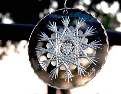 Hobstar Snowflake & Snowballs