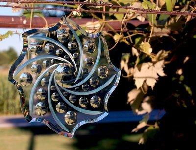 Pinwheel Suncatcher