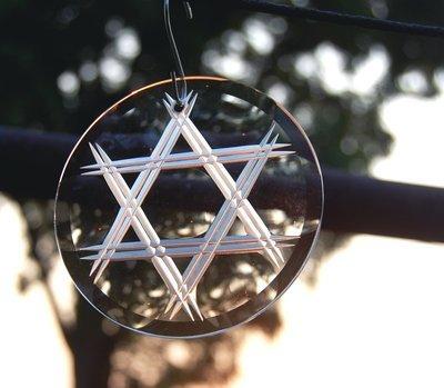 Star of David ornament