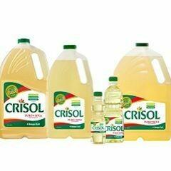 Aceite Crisol 100% Puro de Soya