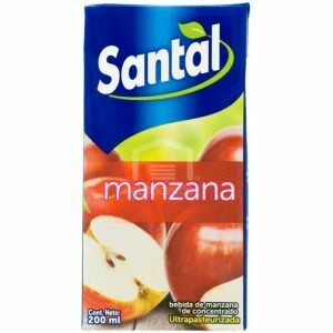 Jugo Manzana Santal 200 ml