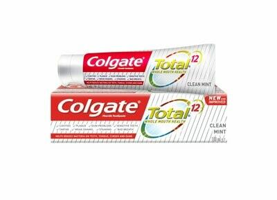 Pasta Dental Colgate Total 12 100ml