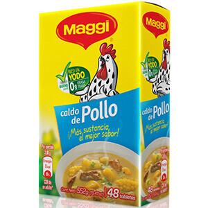 Caldo de Pollo (Sopita) Maggi