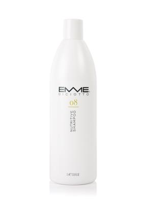 08 Nutritive Shampoo EMMEDICIOTTO