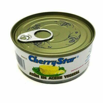 Atun (Tuna) en Aceite Cherry Star 5 Onz