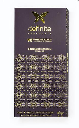 Chocolate Oscuro Mallano 90%