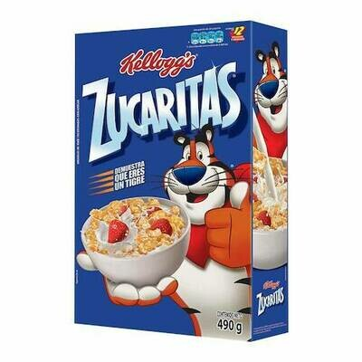 Cereal Kelloggs Zucaritas 490G