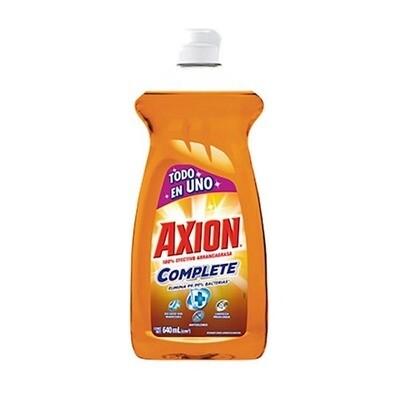 Lavaplatos Liquido Axion Complete 640 ml