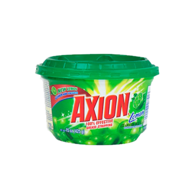 Lavaplatos Axion Crema Limon 425 G