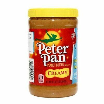 Mantequilla de Mani Peter Pan 16.3 Onz