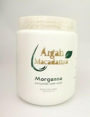 Mascarilla Argan Macadamia Morganna 33.8 Onz
