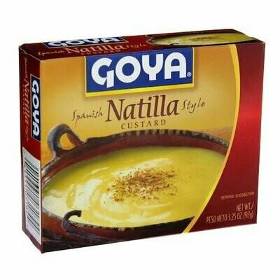 Natilla Goya 3.5 Onz