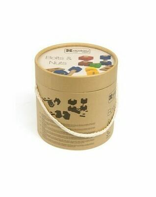 Bolts & Nuts (Tornillos y Tuercas) 56 Piezas