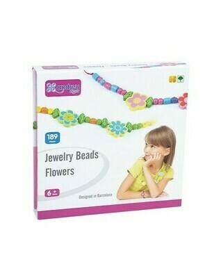 Jewerly Beads - Flowers (Beads de Joyeria - Flores)