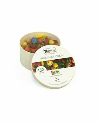 Medium Box - Beads (Caja de Beads Mediana)