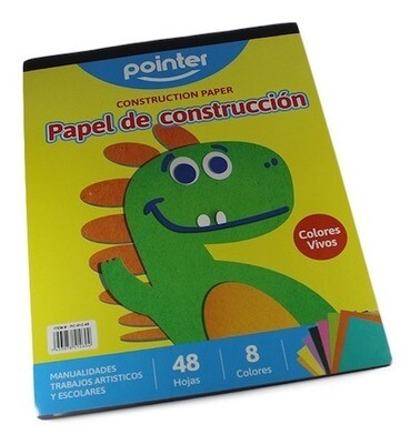 Papel Construccion Pointer 48/1