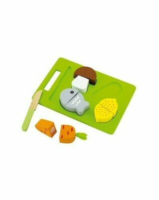 Little Tray Meal (Bandeja de Comida Pequeña)