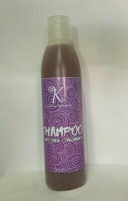 Shampoo Anticaida y Crecimiento 16 Onz. Kintana Cosmetics
