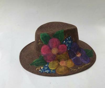 Sombrero de Cana a Mano