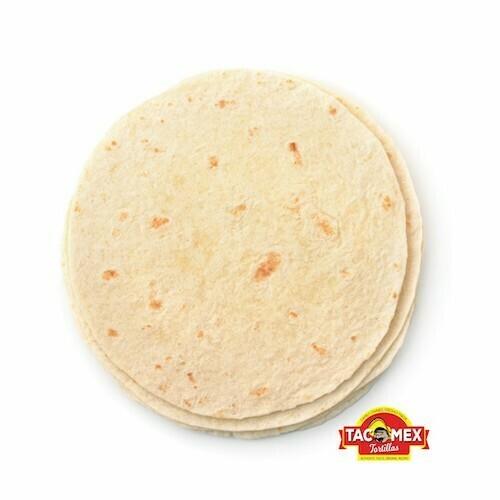 "Tortilla de Trigo 10"" Tacomex, 12 unidades"