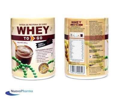 Whey To Go 400G