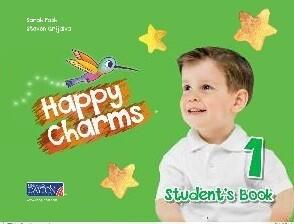 Pre Happy Charms 1 Full Pack (SB+WB). SM