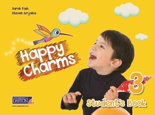 Pre Happy Charms 3 Full Pack (SB+WB). SM