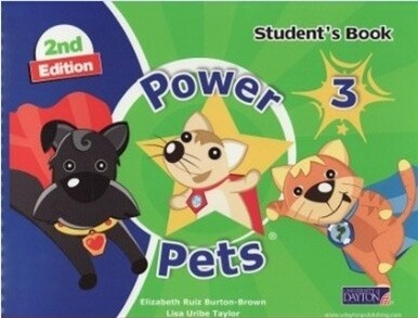 Power Pets 3 Full Pack N.E. SM