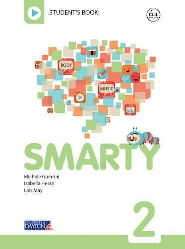 Smarty 02 Student's Book. SM