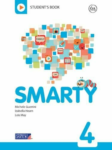 Smarty 04 Student's Book. SM