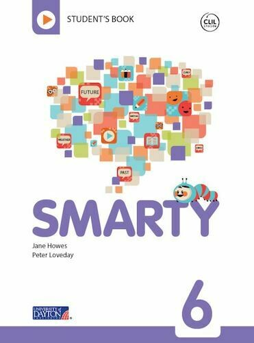 Smarty 06 Student's Book. SM