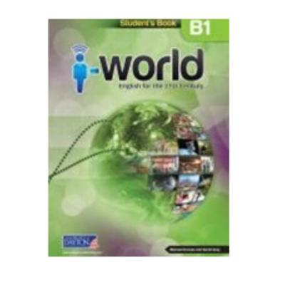 B1 Sec I-World Student's Book. SM