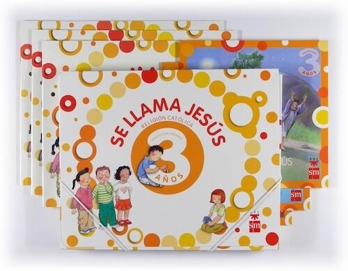 Se Llama Jesus 3 Años. Nivel Inicial. SM