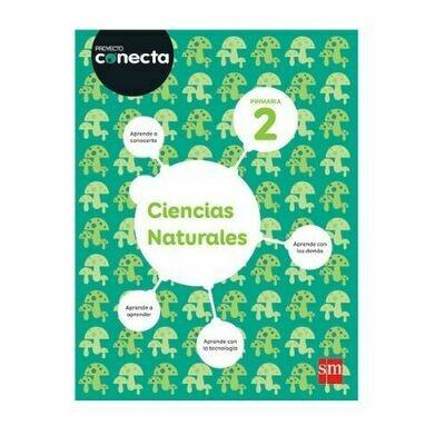 Ciencias Naturales 2. Proyecto Conecta. Primaria. SM