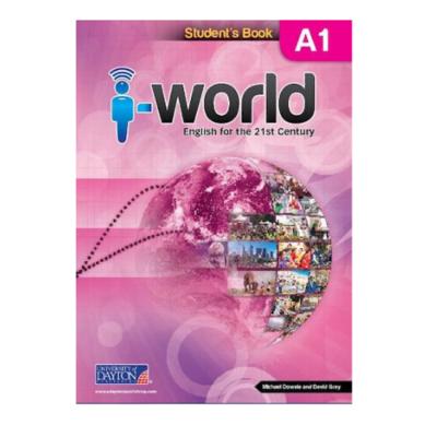 A1 Sec I-World Student's Book. SM