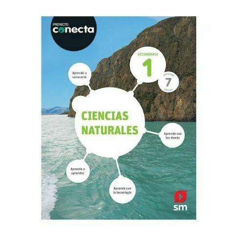 Ciencias Naturales 1. Proyecto Conecta. Secundaria (Antiguo 7mo Basica). SM