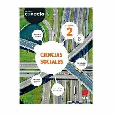 Ciencias Sociales 2 (Digital). Blink. Secundaria. Proyecto Conecta (Antiguo 8vo Media). SM